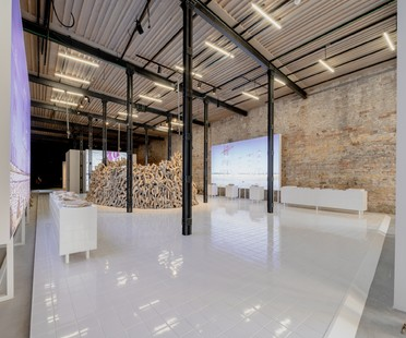 Premios y Leones de Oro de la 17a Exposición Internacional de Arquitectura de Venecia