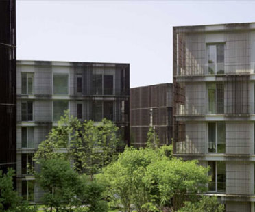 El Ninetree Village de Hangzhou (China) de David Chipperfield Architects ha ganado el premio Leaf Award