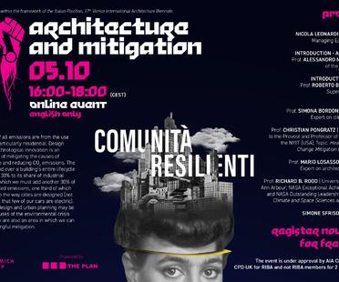 Los temas de COP26 en Comunità Resilienti - Bienal de Venecia