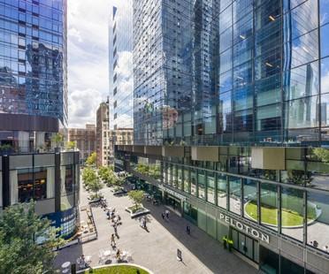 SOM Skidmore, Owings & Merrill Manhattan West renueva Far West Side Nueva York