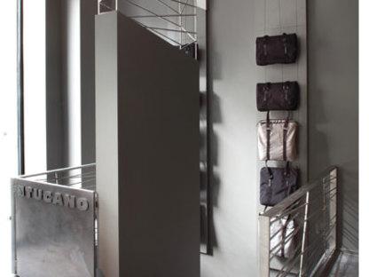 Showroom de Tucano en Milán - Roberto Paoli