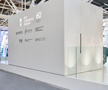 """Iris Ceramica Group se presenta en Cersaie con """"Luce"""" y Hypertouch"""