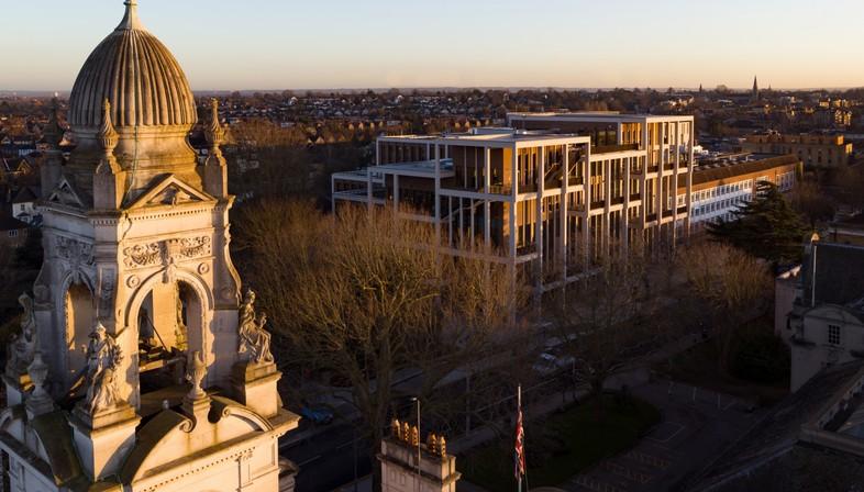 La Town House, por Grafton Architects, ha ganado el RIBA Stirling Prize