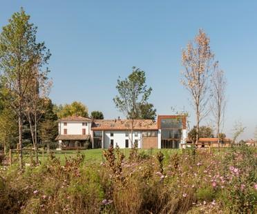 Carlo Ratti e Italo Rota The Greenary Mutti House Parma