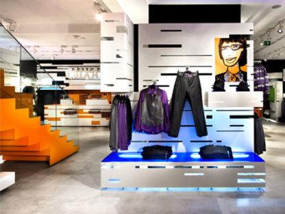 Tienda H&M, Barcelona - Estudio Mariscal