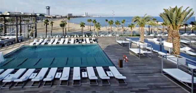 Hotel W Barcelona de Bofill - España