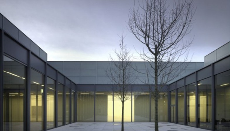Chipperfield Museum Folkwang Essen, Alemania
