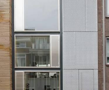 Pasel Kuenzel, casa V23K16, Leiden, Holanda