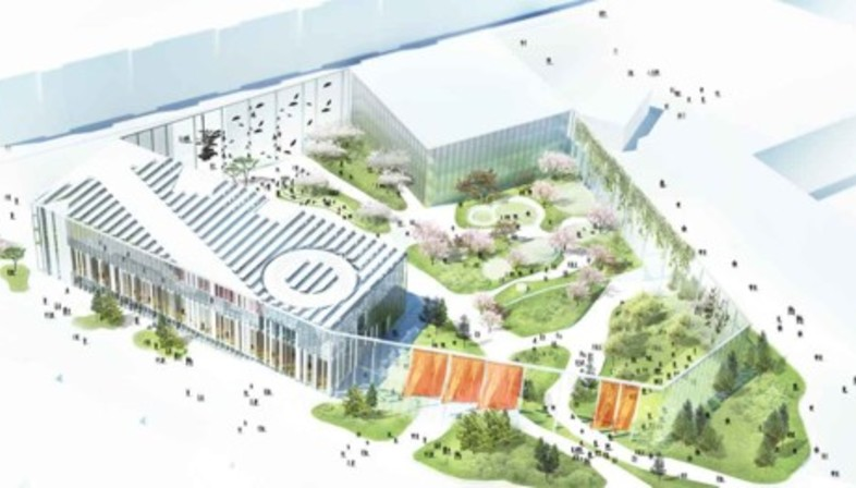 MVRDV - The House of Culture and Movement