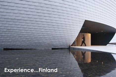 © Daniele Mattioli – Kirnu, Pabellón Finlandés, Expo de Shanghai 2010, JKMM Architects