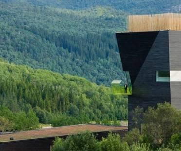 Steven Holl gana el North Norwegian Prize