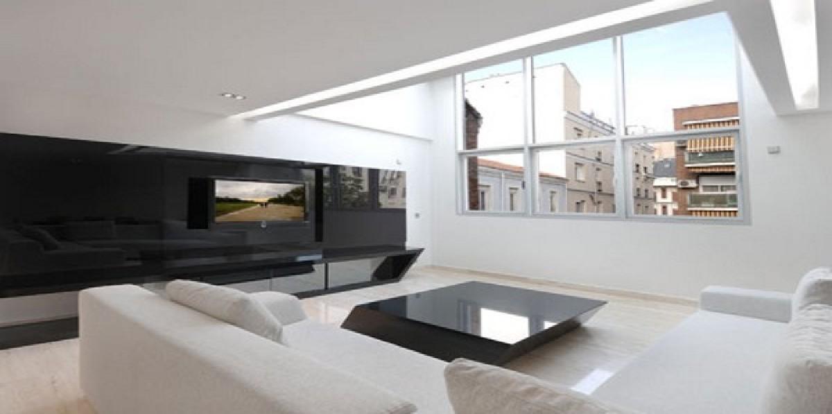Diseno de interiores en la calle Serrano Madrid | Floornature