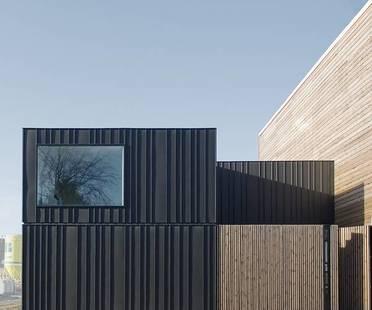 Pasel Kuenzel casa V36K0809, Leiden, Holanda