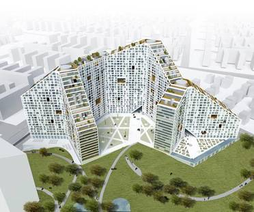 MVRDV inicia la construcción de las FUTURE TOWERS