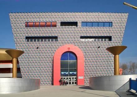 Centro de natación: Centro de natación – Trieste (Italia) 2000