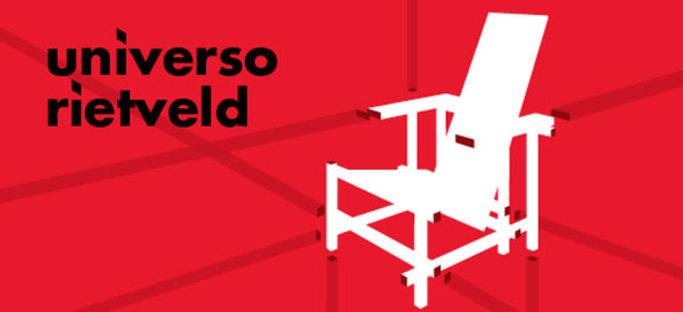 Exposición UNIVERSO RIETVELD arquitectura arte diseño