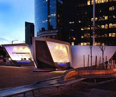 Inaugurado el New Amsterdam Plein & Pavilion de UNStudio