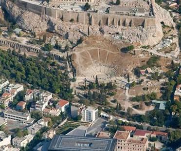 Bernard Tschumi, Museo de la Acrópolis de Atenas