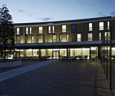 Studio Bam Design, dhk architects y Marco Piva para el Move Hotel