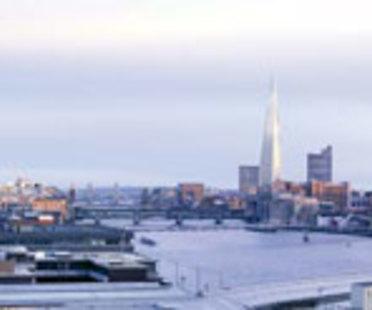 The London Bridge Tower de Renzo Piano