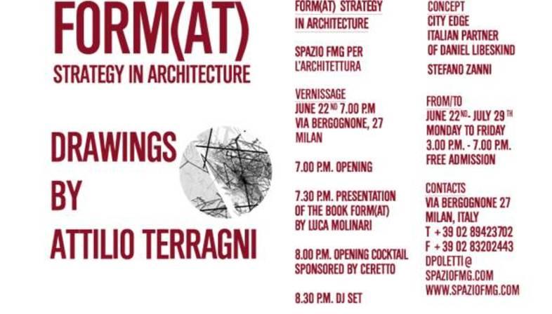 FORM(AT)- STRATEGY IN ARCHITECTURE de ATTILIO TERRAGNI