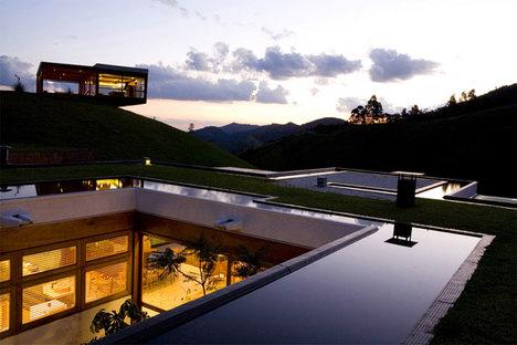 Grid House design by Forte, Gimenes