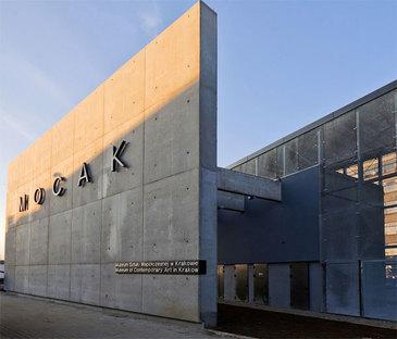 Mocak, design by Claudio Nardi and Leonardo Maria Proli
