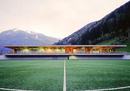 Centro Deportivo San Martino design by Stifter   Bachmann