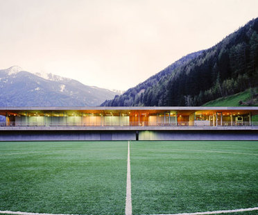 Centro Deportivo San Martino de Helmut Stifter