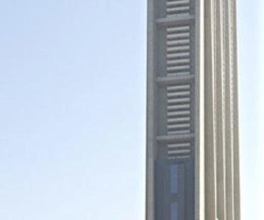 Dubai, rascacielos The Index de Foster + Partners