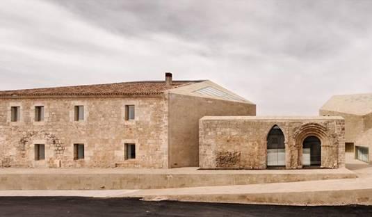 Consejo Ribera De Duero by Fabrizio Barozzi and Alberto Veiga