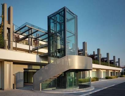 Marco Piva, arquitecturas recuperadas