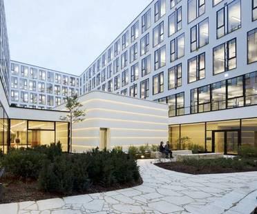 GHU architekten and Kindelbacher, edificio para oficinas
