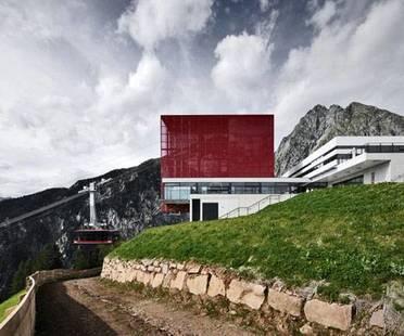 Baldi, estaciones del funicular de Ivigna