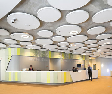 UNStudio, uffici sostenibili Groningen