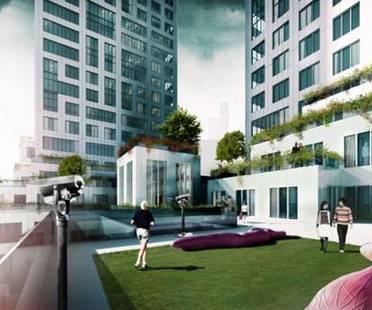 MVRDV, The Cloud, rascacielos residenciales