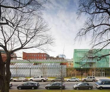 Renzo Piano, ampliación del Isabella Stewart Gardner Museum