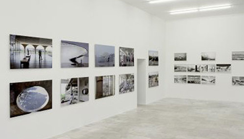 Exposición Baan, Bitter, Hurnaus - Architecture + Photography²