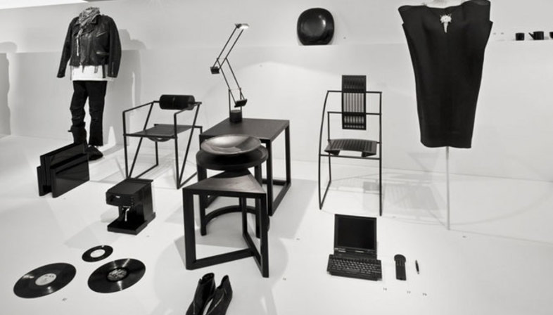 Exposición Black and White – Designing Opposites