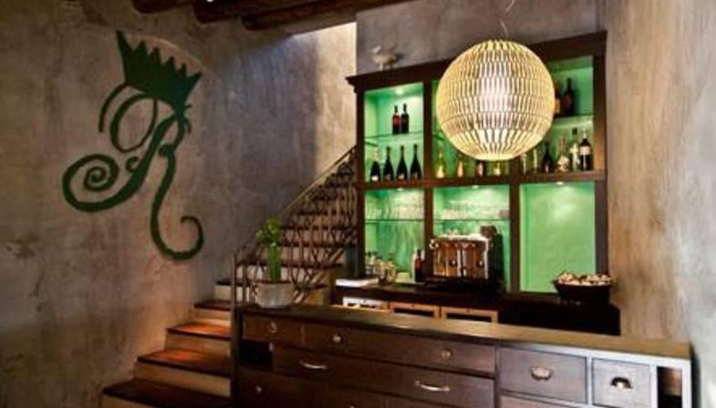 Salefino, proyecto de interiorismo para el restaurante Il Re di Girgenti