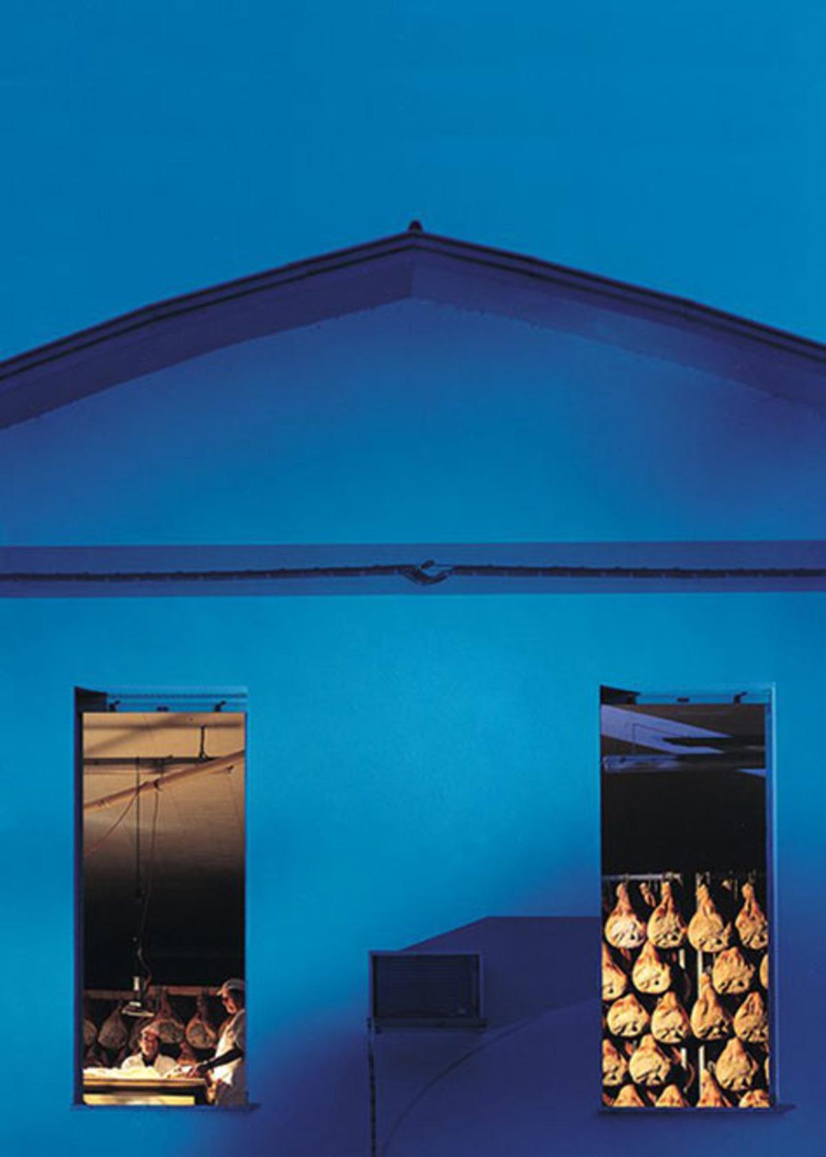 Luigi Bussolati, fotógrafo de arquitectura y luz