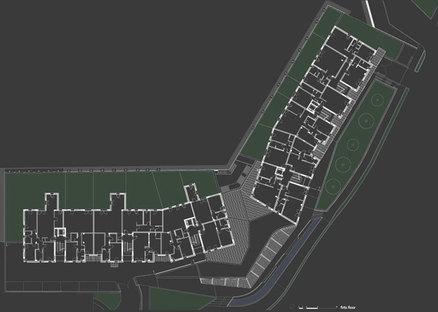 Park Associati, Complejo residenciale - comercial Azzate