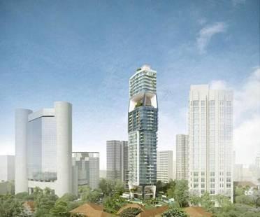 UNStudio The Scotts Tower Singapore