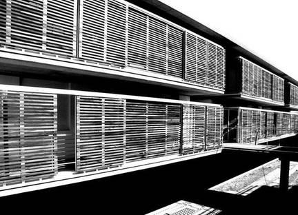 Architettura Matassoni, edificios residenciales Casas Co.Im.A.R.