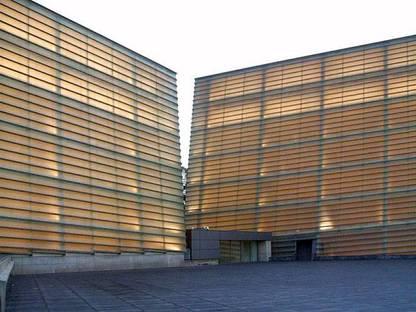 Palacio Kursaal, San Sebastián, @Zarateman