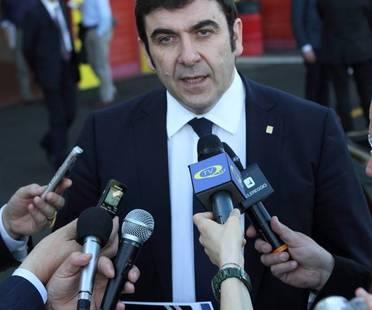 GranitiFiandre presenta sus novedades 2012