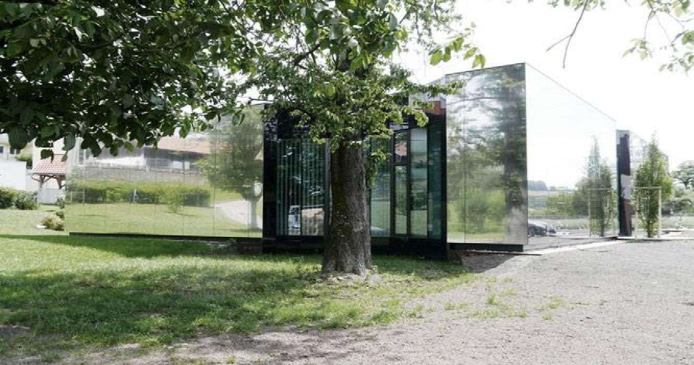 x architekten parkpraxis austria floornature. Black Bedroom Furniture Sets. Home Design Ideas