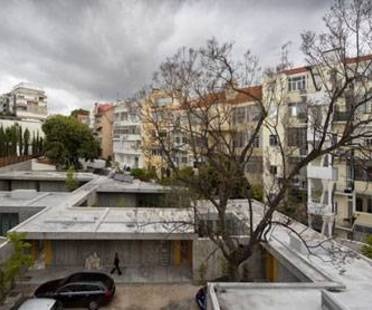 Ricardo Bak Gordon, 2 HOUSES IN SANTA ISABEL, Lisboa