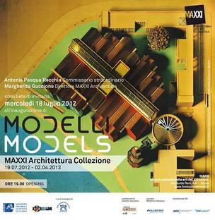 Muestra MODELLI/MODELS