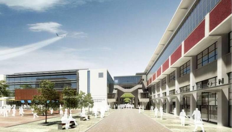 gmp Centro Tecnológico de Bolonia